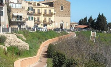 Canali ostruiti e frana, a Vasto mai puliti dal 1992