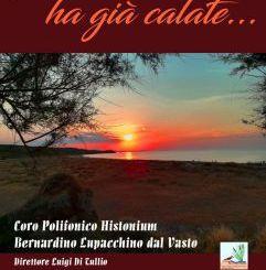 Domani il concerto al tramonto del Coro Polifonico Histonium