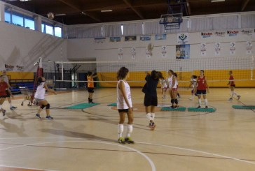 Oggi la sfida Mado gas San Gabriele volley-Arabona Manoppello