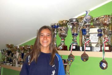 Gaia Smargiassi supera il 2° turno di Ettu Cup