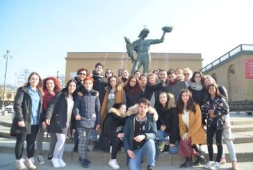 L'Amministrazione Comunale incontra la delegazione degli studenti svedesi