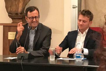"""""""Ecco a voi il Foglio Quotidiano,  ultima nicchia d'intelligenza della stampa italiana"""""""