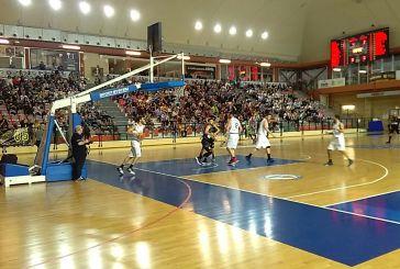 Basket, gara palpitante e Silvi battuto