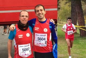 La Podistica Vasto alla Firenze Marathon e al cross di Osimo