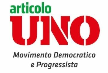 Articolo Uno Abruzzo sulla dichiarazione dello stato di emergenza climatica