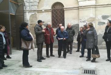 Genova Rulli, il chiostro riaperto al pubblico