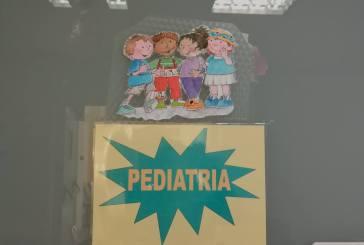 Menna porta i doni ai bimbi della Pediatria