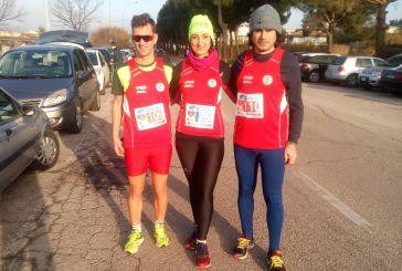 La Podistica Vasto alla Maratonina dei Magi ad Ascoli Piceno
