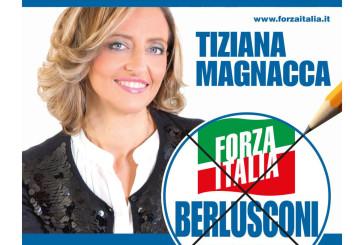 Tiziana Magnacca inaugura la sede elettorale di Vasto