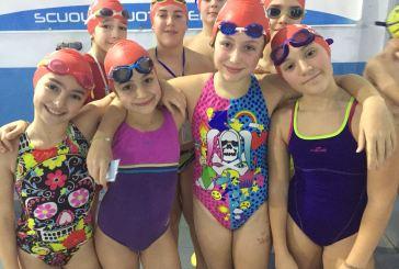 H2O Sport, esordienti al Gp Olimpico a Venafro
