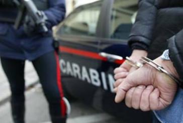 Arrestato con 13 dosi di cocaina