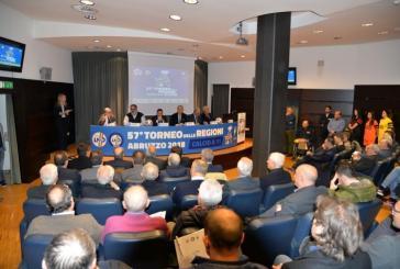 Calcio, in Abruzzo la 57° edizione del Torneo Regionale
