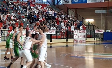 Basket, la Bcc Vasto piega la Magic Chieti