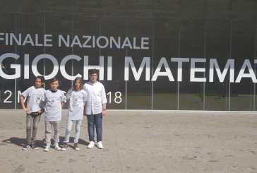 "Studenti sansalvesi ai ""Campionati internazionali di giochi matematici"