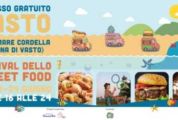 A Vasto la 1° edizione del Festival dello Street-Food