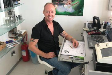 Massimo Casimiro festeggia i suoi primi 25 anni di attività