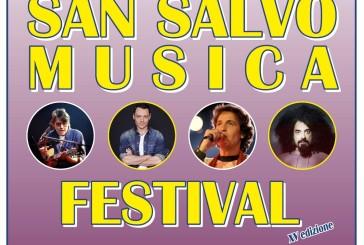 """Tutti in piazza per la XV edizione di """"San Salvo Musica Festival"""""""