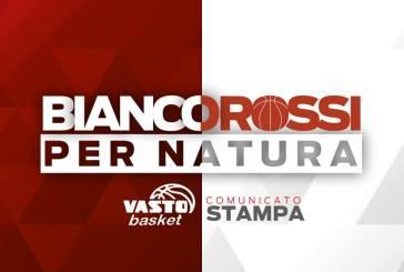La Vasto Basket fa richiesta di ammissione al campionato di C Gold