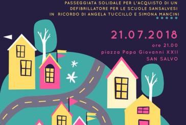 Una passeggiata solidale in ricordo di Angela Tuccillo e Simona Mancini