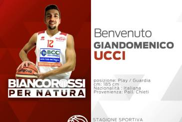 Vasto Basket, arriva Giandomenico Ucci