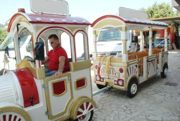 Con l'estate torna il trenino per i turisti
