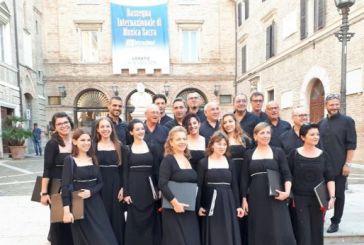 """Il Coro Polifonico """"Stella Maris"""" alla 58° edizione della Rassegna Internazionale di Musica Sacra """"Virgo Lauretana"""""""