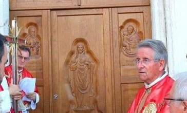 Inaugurata la Nuova Porta della Misericordia