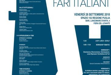 """Il sindaco Menna al convegno nazionale  """"Cammino dei fari italiani"""""""