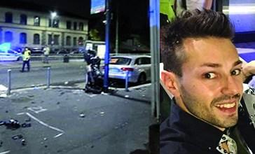 Ragazzi travolti e uccisi, pena di due anni