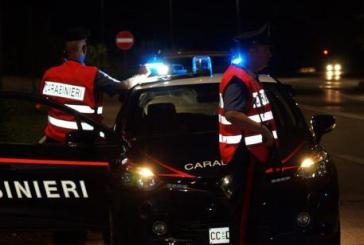E da metà mese altri carabinieri
