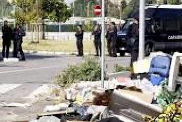 Blitz in un campo nomade a Milano, arrestati sei abruzzesi