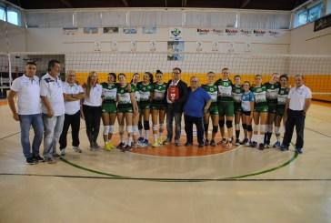 La prima di campionato della Madogas San Gabriele Vasto
