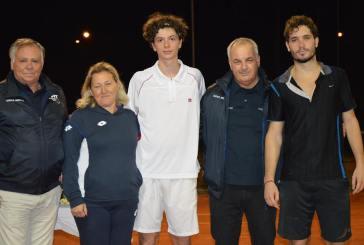 Al torneo di 3° e 4° categoria del Circolo Tennis San Salvo trionfa Alberto Mastrangelo