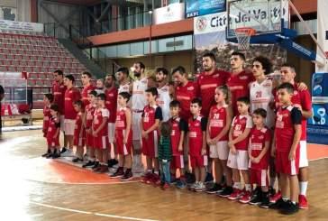 Basket, la Ge.Vi. Vasto batte anche la Virtus Porto San Giorgio