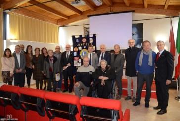 Dal Lions Club Vasto Adriatica Vittoria Colonna un contributo per l'acquisto di un ecografo