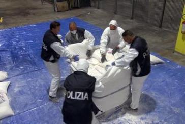Maxi sequestro di eroina, 270 kg in un container al porto di Genova