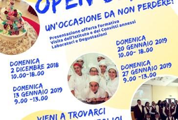 Open Day all'Istituto Alberghiero di Villa Santa Maria