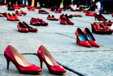 In scena contro il femminicidio