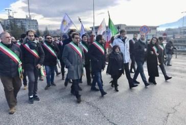Aumento pedaggi A24-A25, la protesta dei sindaci