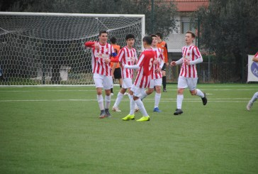 Allievi regionali, altra vittoria e allungo in testa alla classifica