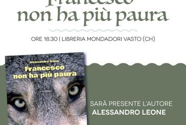 """Alessandro Leone presenta """"Francesco non ha più paura"""""""