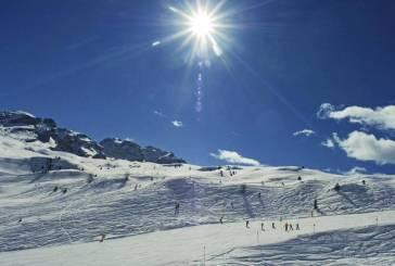 Turismo, Befana con la neve sulle montagne d'Abruzzo