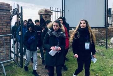 Progetto Trekking Urbano: peer education tra gli alunni del Palizzi e delle Rossetti