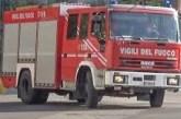 Incendio alla Stazione di Vasto-San Salvo, le fiamme lambiscono la linea feroviaria