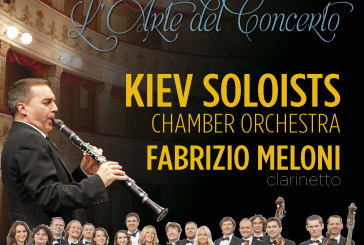 Fabrizio Meloni e i Kiev Soloists al Teatro Rossetti