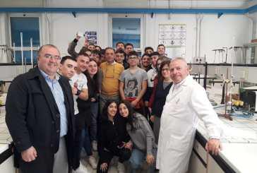 """La collaborazione tra il """"Mattei"""" e Arkema per la sicurezza sul lavoro"""