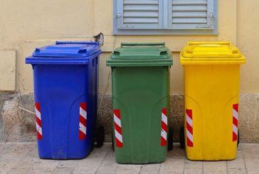 Cinque ecopunti per gettare rifiuti