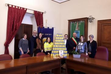 Il Lions Club Vasto New Centyry dona 300 barattoli d'emergenza al Comune di Palmoli
