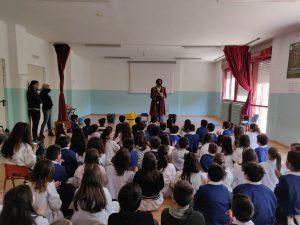 Alla scuola Spataro di Vasto arriva Capitan Eco