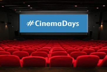 La Multisala del Corso aderisce ai Cinema Days
